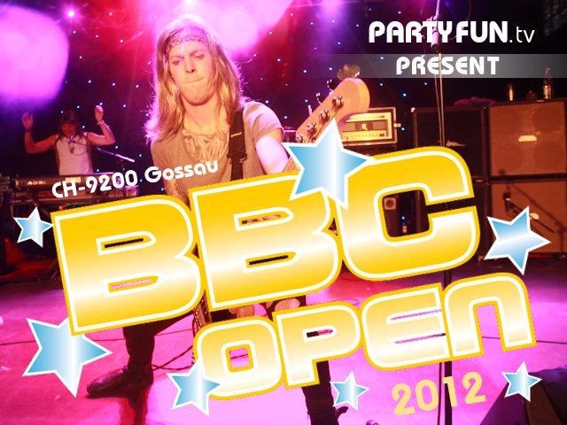 BBC OPEN 2012