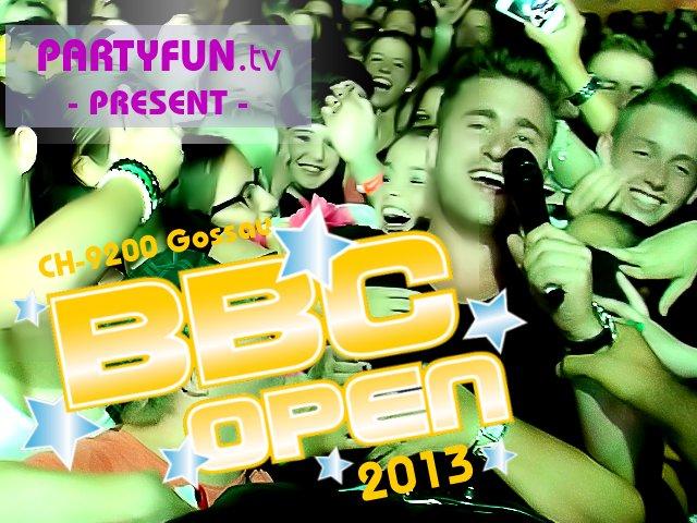 BBC OPEN 2013