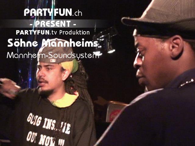 Söhne Mannheims - Mannheim-Soundsystem