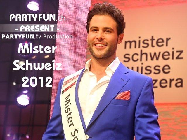 Mister Schweiz 2012
