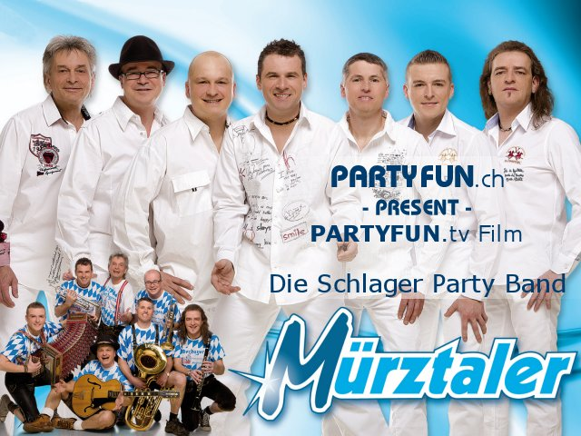 Mürztaler Schlager Party Band